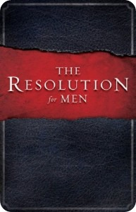 The Resolution for Men La Resolución para hombres libro