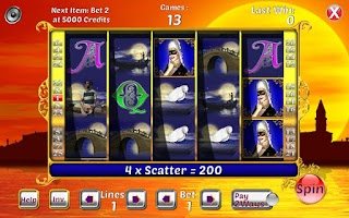 Screenshot of Slot Tales Venice Slots 2 FREE
