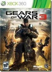 Gears of War 3 cover art