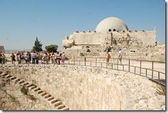 Oporrak 2011 - Jordania ,-  Ciudadela de Amman , 19 de Septiembre  41