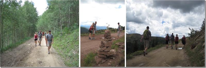 Hut Trip Hiking