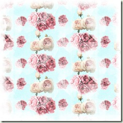 Vintage Rose Garden sample
