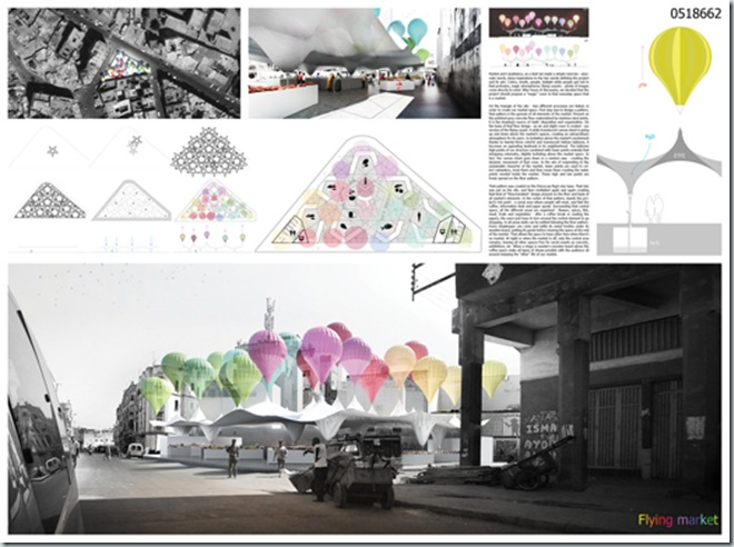 TomDavid Architects wins 1st prize in international architecture competition [AC-CA] Casablanca_3