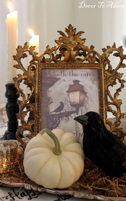Nevermore Decor To Adore 019-003