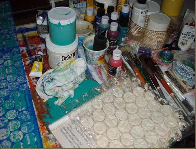 june 9 painting supplies