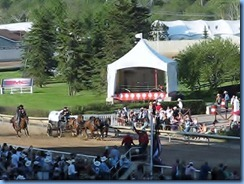9542 Alberta Calgary Stampede 100th Anniversary - GMC Rangeland Derby & Grandstand Show - Chuckwagon Racing 101