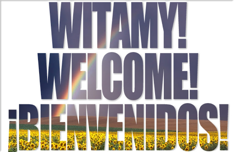 Witamy / Welcome / Bienvenidos!