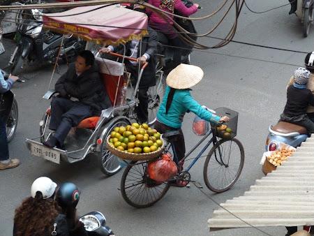 Circulatie in Hanoi