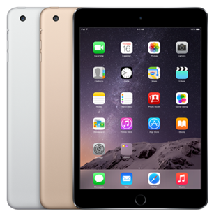 iPad mini 3 vs iPad mini 2 Specification: