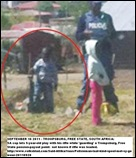SA COP LETS FIVE YEAR OLD PLAY WITH GUN SEPT192011 TOMdeWET volksblad