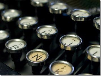 typewriter rahego