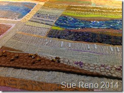 If I Woke at Dawn, by Sue Reno, Aerial View