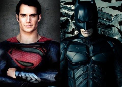 Superman y Batman juntos en una película