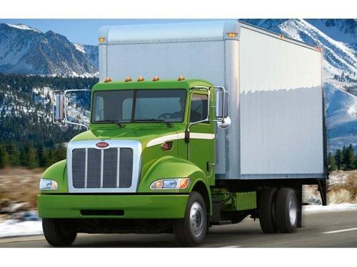 Camiones peterbilt hibridos