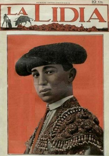 1914-07-04 La lidia extraordinario Jose 01
