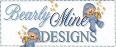 Bearly Mine Designs shop badge