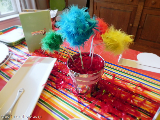 seuss centerpiece