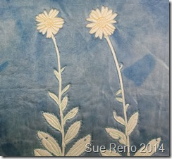 Vole and Viburnum, by Sue Reno, work in progress image 9