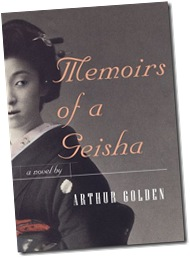 Memoirs of a Geisha; Arthur Golden