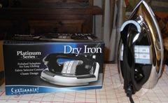 box and iron