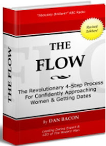 Cover of Dan Bacon's Book The Flow