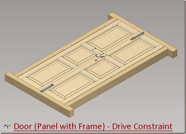Door (Panel with Frame) - Drive Constraint _1