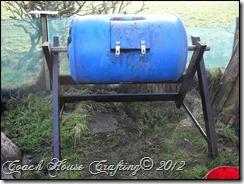 diy, garden diy, compost tumbler <SAMSUNG DIGITAL CAMERA>