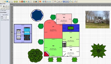 House Floor Plan Designing Software