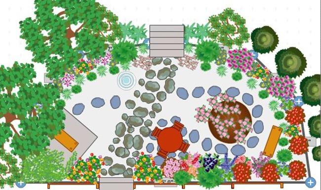sarah's flower garden
