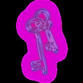 113110-glowing-purple-neon-icon-business-keys-sc43