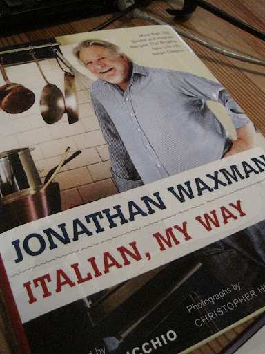 Chef Waxman's new radio series is based on this recently released cookbook.