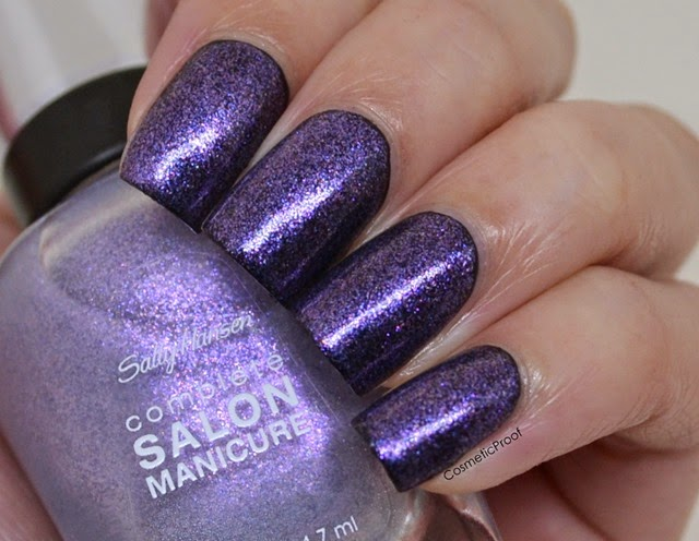 sally hansen pastels on point take the leap swatch