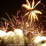Holland Park Fireworks 2012