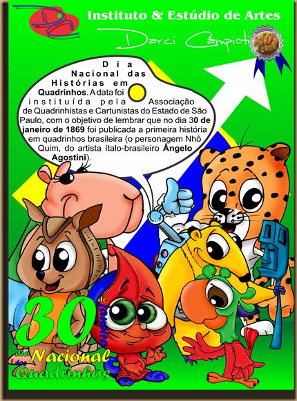 darci campioti - dia nacional do quadrinhos 2