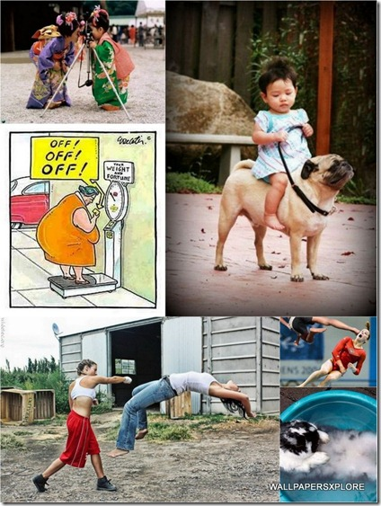 100 World Best Funny Photos Collection { SET-15 }
