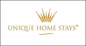 Logo Unique Home Stays
