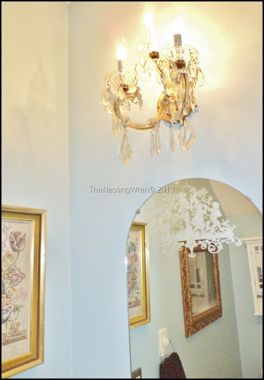 rewiring vintage light fixture