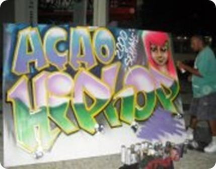 ação hip-hop