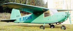 Aereo Macchi MB-308 (fine anni 40)