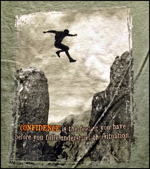 25g - Tallulah George SP - Confidence T-Shirt