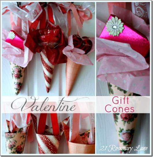 gift cones 11 b