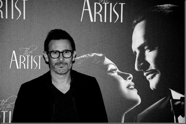 the artist michel-hazanavicius