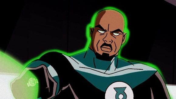 JohnStewart-Lanterna-Verde