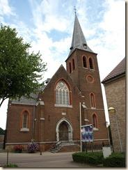Martenslinde, Martenslindestraat: Sint-Martinuskerk