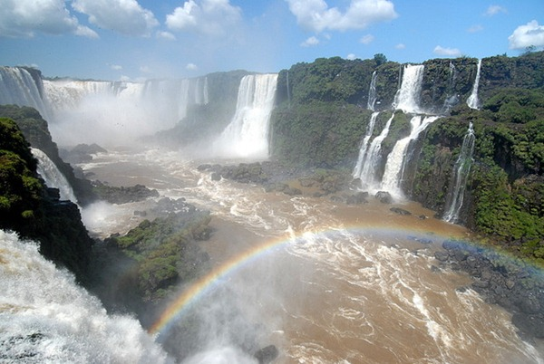 Iguazu Falls – Big Water of the Borders