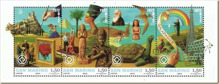 San Marino 2012 UNESCO
