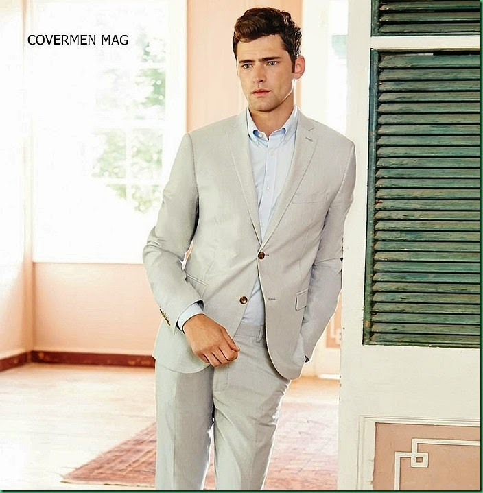 Lookbook: Sean O'Pry for Next Summer 2015