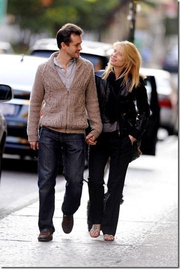 Claire Danes Claire Danes Hugh Dancy Walk gaeT3tL8mwQl