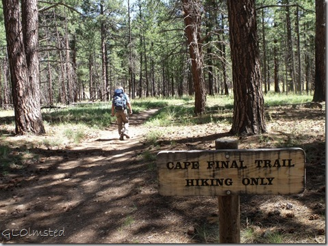 02 Mike on Cape Final trail & sign NR GRCA NP AZ (1024x768)