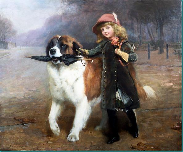 niños y animales (9)